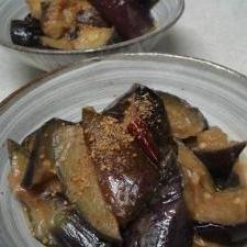 なすの味噌炒め★ピリ辛