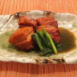 ほろほろ柔らかい豚の角煮