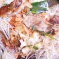 人参入り野菜たっぷり豚キムチ