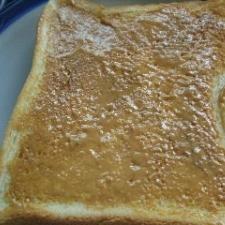 蜂蜜きな粉トースト