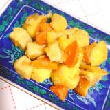 揚げ高野豆腐の出汁煮