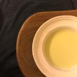 枝豆の豆乳ポタージュ!たくさんの枝豆消化に!