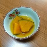 離乳食後期・完了期や1歳も食べれる かぼちゃの煮物