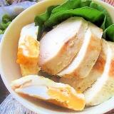 簡単!鶏むね肉の柚子胡椒漬け焼き