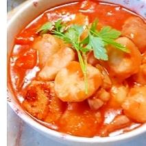 里芋の煮物を、中華風にアレンジ!里芋の中華煮!