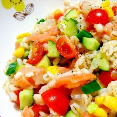 健康的な毎日に!さりげなく取り入れたい「大麦」レシピ