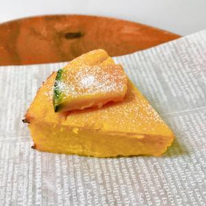 濃厚なかぼちゃケーキ*