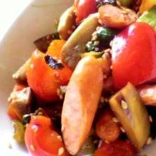 野菜炒め~コンソメ味~