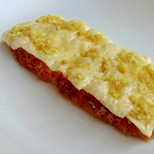 新鮮生・生姜トースト