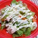 レンジで簡単、温野菜(温サラダ)