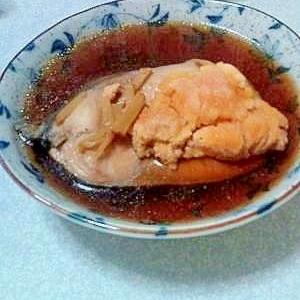 鯉の煮付け☆