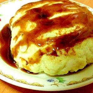 ダイエットにも★昆布入り鶏肉で作る豆腐ハンバーグ★