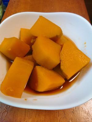 バターナッツかぼちゃの煮物