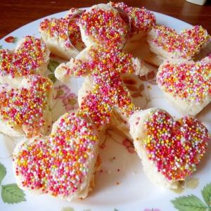 子供と簡単に♪キュートなフェアリーブレッド妖精パン