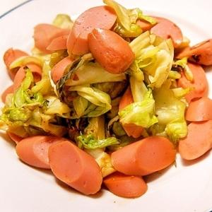 節約!お肉がなくても美味しい野菜炒め(๑ゝω・๑)