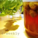 三温糖で作る【梅ジュース】のレシピ(๑❛ᴗ❛๑)