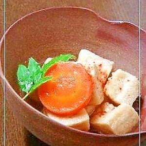 ころころ可愛い✿高野豆腐の揚げ煮