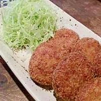 お肉屋さん風☆シンプルコロッケ