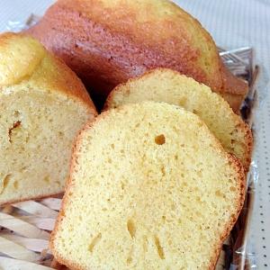 【基本】バニラビーンズ入り☆パウンドケーキ