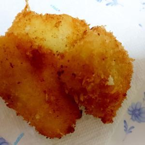 鱈のチーズフライ