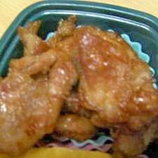お弁当に○ 焼いてから味付けの豚の生姜焼き