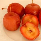 簡単!ケーキの飾りにも可愛い❤姫りんごのコンポート