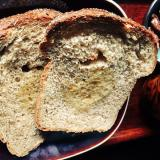 •ピーカンナッツとメープルの山食パン•
