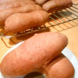 ホシノ天然酵母☆ ほんのり甘いチョコスティックパン