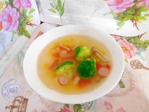 仕込み上手 ~作り置きしない夏野菜スープ~