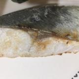 銀ひらすのバター焼き