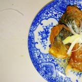 鯖と大根の味噌煮