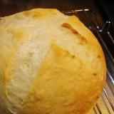 無水鍋でパン!オーベルジュ使用カンパーニュ☆ブール