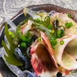 海藻鯨サラダ