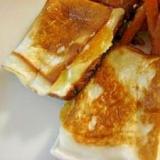 はんぺんのチーズ挟み焼き