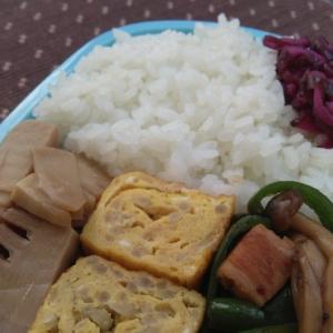 お弁当に♡モヤシとツナのたまご焼き