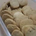 材量は3つ♪しかも簡単♪サックサクのお手軽クッキー