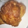 鶏の醤油から揚げ