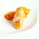 チーズささみの天ぷら