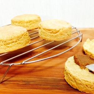 【糖質制限の主食・朝食】糖質2g☆おからスコーン
