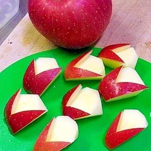 友達たくさん嬉しいね たくさん子うさぎリンゴさん