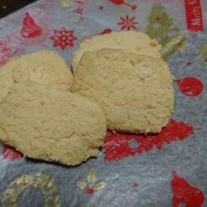 粉チーズクッキー