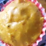 冷凍保存の焼き芋で スイートポテト♪