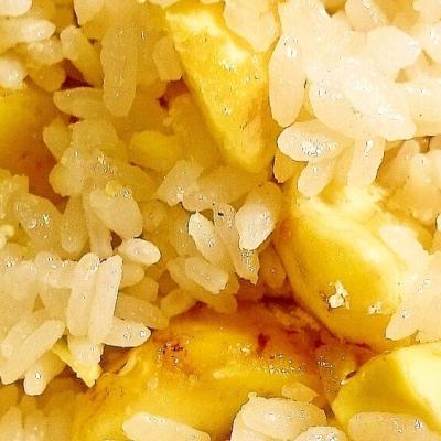 ほっこり甘い「栗ご飯」♪栗入り炊き込みご飯で秋の味覚を味わおう!