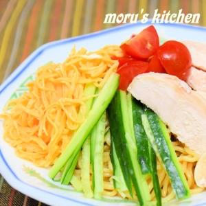 夏の料理!簡単で美味しい四川風胡麻ダレ冷やし中華☆