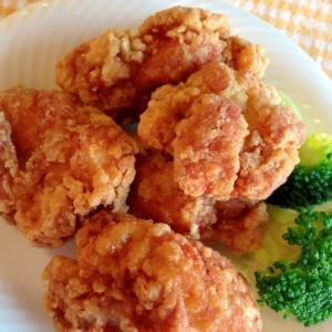 みんな大好き♪カリッと鶏もも肉から揚げ