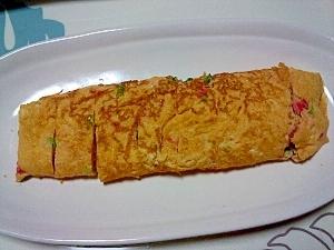たこ焼き風味の卵焼き++