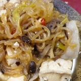 中華風肉豆腐