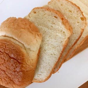 HBで!すりごまの食パン
