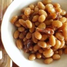 長寿を祈ってエビ豆