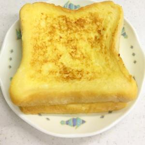 簡単◆フレンチトースト